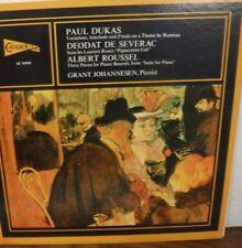 Paul Dukas Deodat De Severac vinyl CE31059    012718LLE2