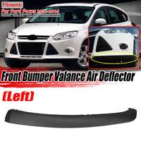 Front Left Driver Side Bumper Spoiler Lip Air Deflector For Ford Focus  GHK!