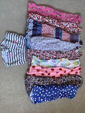 Large Girls Summer Clothes Bundle Age 4 -5/5-6 John Lewis, H&M, Next
