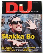 DJ  UK Magazine 2-15 Dec 1993 issue 103  STAKKA BO  Salt N Pepa  Darrin Friedman