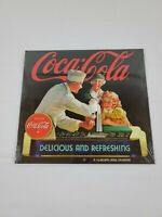 Coca Cola Coke - 2006 Wall Calendar ~ Sealed ~ Great Advertising for Framing!