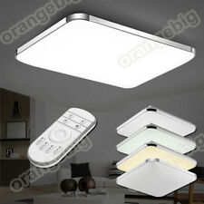LED Ceiling Down Light Panel Dimmable Recessed Kitchen Cool/Warm/Adjustable Lamp