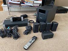 Bose Lifestyle V20 HDMI Home Theater 5.1 Speaker System Set surround sound 1080p