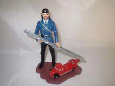 Schuco 01232  Feuerwehrmann  mit  Piccolo  Magirus  Deutz  Feuerwehr  1:90  OVP