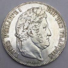 Louis Philippe I 5 francs 1835 A argent #998