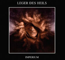 LEGER DES HEILS - Imperium lim.CD Death in June Forseti Sonne Hagal Jännerwein