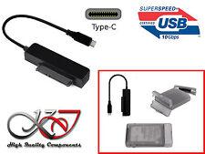 Convertisseur SATA 15+7  vers USB 3.1 SUPERSPEED+ (USB3.1 10GB) - Boitier offert