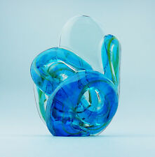 Maltese Mdina Art Glass : A good Freeform Sculpture - circa 1960's/70's