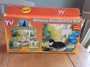 Cat Window Perch Seat/Hammock,  Sunny Seat for Cats