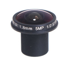 Fisheye Lens CCTV Lens 5 million 1.8mm 360 degrees Wide Viewing Angle F1:2.0 Cw