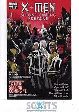 X-Men Second Coming Prepare   #1  FN