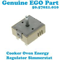 GORENJE BDU2135AX Cooker Oven Energy Regulator GENUINE EGO 50.57021.010