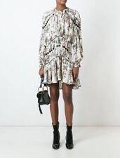 $2250 Runway Zimmermann Karmic Aura Mirror Mini Dress