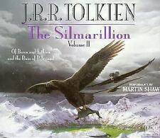 The Silmarillion Vol. 2 by J. R. R. Tolkien (1998, CD, Abridged, Unabridged)