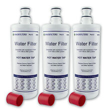 3 x Finerfilters Insinkerator-Water Filter Compatible- F701R, Save £££S