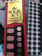 "NEW in Box! BareMinerals Eye & Cheek Palette ""The Magic Act"""