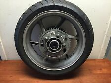 1998 Honda Cbr 900rr Rear Wheel (Oem) 180/55/zr17