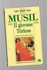 Musil - Il giovane Torless -