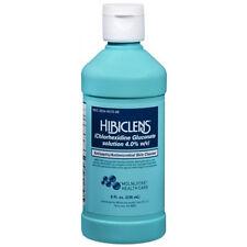 Hibiclens Antimicrobial and Antiseptic Liquid: 8 oz