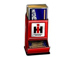 International Harvester IH Matchbox Holder