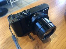Panasonic LUMIX DMC-LX10 4K Digital Camera w/ Leica 24-72mm f/1.4-2.8 DC Lens