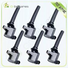 Set of 6 New Ignition Coils on Plug DG500A fits Ford Escape Taurus Mazda Mercury