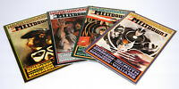 Havok Wolverine Meltdown Comic Book Set #1-4 Walt Simonson JJ Muth Kent Williams