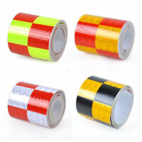 """2""""X118"""" Safety Caution Reflective Tape Warning Tape Sticker Self Adhesive Tape"""