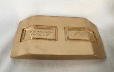Star Trek, Deep Space Nine, Latinum Gold Brick, Neat item