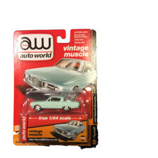 Auto World SP001 1:64 Vintage Muscle 1964 Plymouth Barracuda Version B