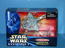 STAR WARS ACTION FLEET MICRO MACHINES Episode 1 GUNGAN SUB MIB