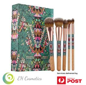 100% Authentic Limited Edition MARA HOFFMAN for SEPHORA  Kaleidescape Brush set