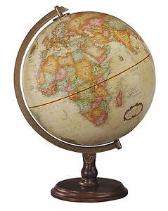 Replogle Lenox 12 Inch Desktop World Globe