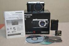 Panasonic LUMIX DMC-GX7 16.0MP Digital Camera (Body Only) w/ Box_ Low Clicks!!!