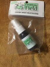 From The Field FFC301 1-Ounce Catnip Essential Oil Spray Rejuvenator USA