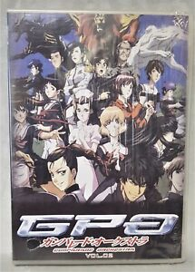 japanese anime GPO GUNPARADE ORCHESTRA vol 2 dvd  NTSC all reg Jap language vers