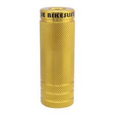 AXLE PEGS SE BIKES WHEELIE PEGS 35x98 3/8-14mm GOLD