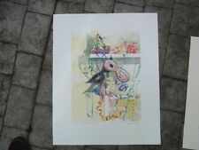 Lithograph Medium (up to 36in.) Fantasy Art Prints