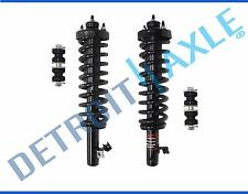 NEW Complete 4pc Front Quick Strut & Sway Bar Link Set for 1992-1995 Honda Civic