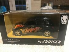Chrysler Pt Cruiser Special Edition 1/43 Scale Die Cast Maisto w. Flames