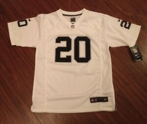 Darren McFadden Las Vegas Raiders Nike Game Jersey Youth Small New With Tags