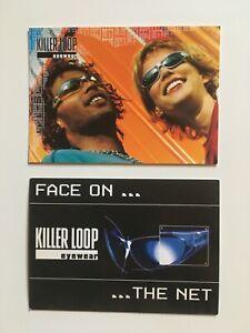 Killer Loop Eywear Sunglasses - Greek Commercial Postcards (2)