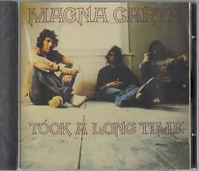 Magna Carta - Took A Long Time CD (NEW Folk Chris Simpson) 1976 lp Reissue on CD