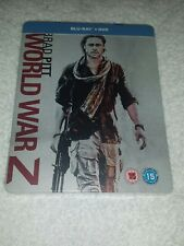 World War Z Steelbook Edition New and Sealed UK