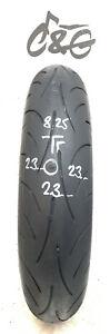 Dunlop Sportmax D214f  120/70zr17 58w      Part Worn Tyre 825