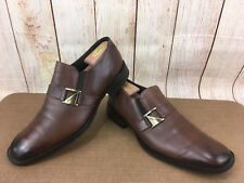 "KENETH COLE NEW YORK ""EDGE OF REASON"" LOAFERS SLIP ON MENS SHOES 12 M  X37(5)"