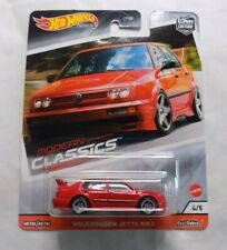 Hot Wheels Modern Classic Car Culture Volkswagen Jetta MK3 4/5