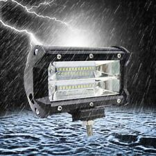 72W LED Work Light Bar Modified off-road Driving Waterproof SUV 4WD Car Truck