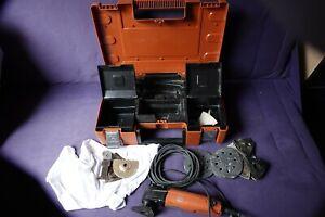 Fein Multimaster fmm 250 q gebraucht mit Koffer und Zubehör