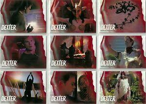 Dexter 5 & 6 - Doomsday Killer set DD1 - DD9